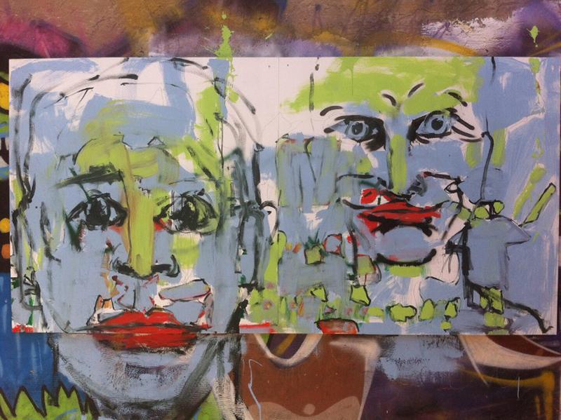 Street Capture, אריאל צוקרמן וערן שמשוביץ