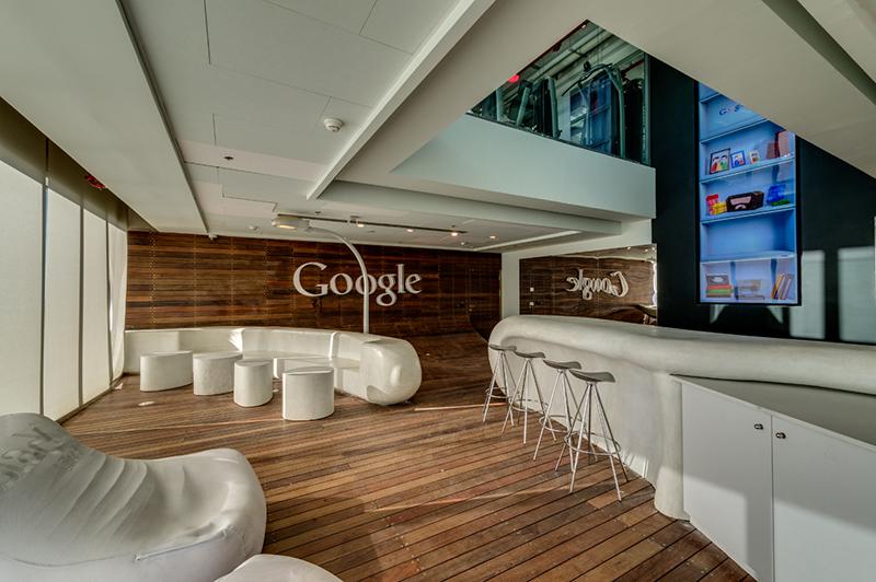 משרדי גוגל תל אביב. צילום איתי סיקולסקי