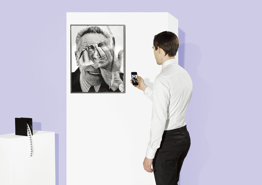 The Selfie Project by ECAL
