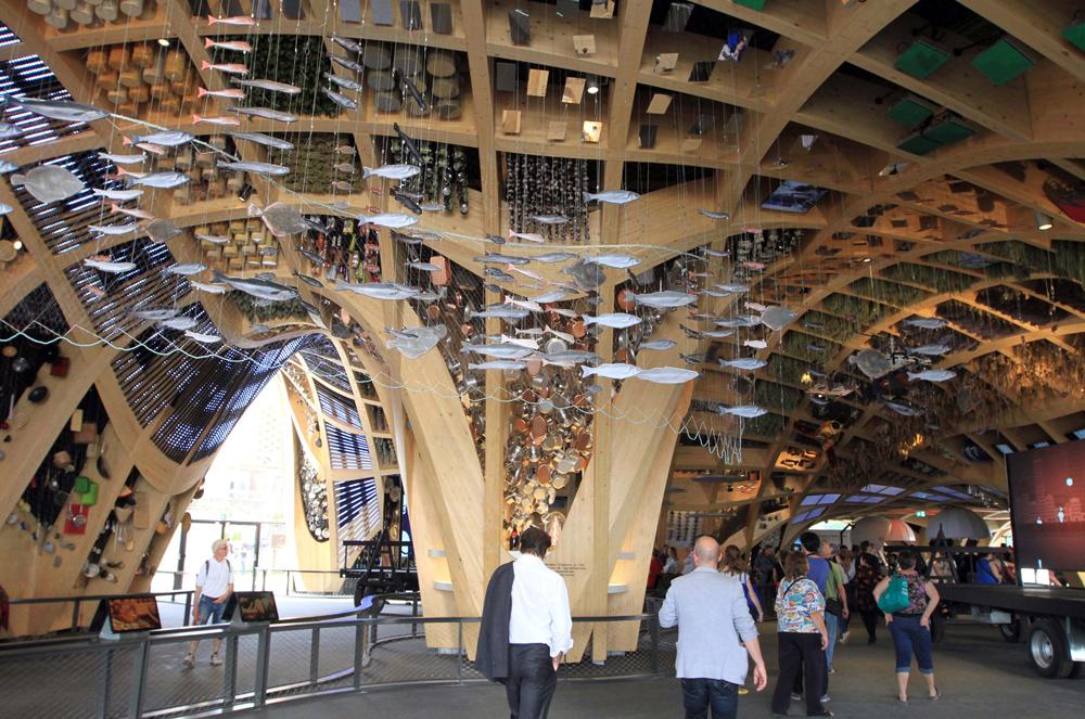 France : Expo Milano 2015 : Daniele Mascolo