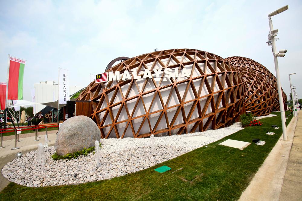 Malaysia : Expo Milano 2015 : Daniele Mascolo
