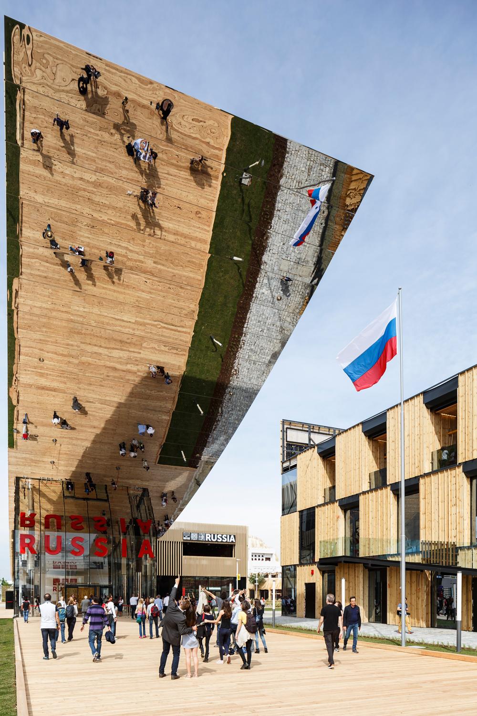 Russia : Expo Milano 2015 : Daniele Mascolo