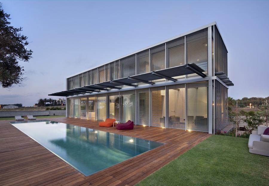 בית בארסוף בתכנון bk אדריכלים