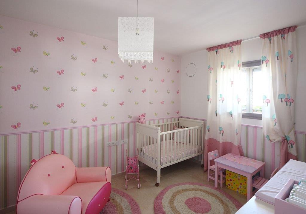 בחדרי הילדים אפשר להעז. עיצוב ותכנון: ליאורה שטרנפלד. צילום: עוזי פורת