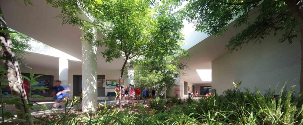 בית ספר תדהר. צילום: ניר עובדיה