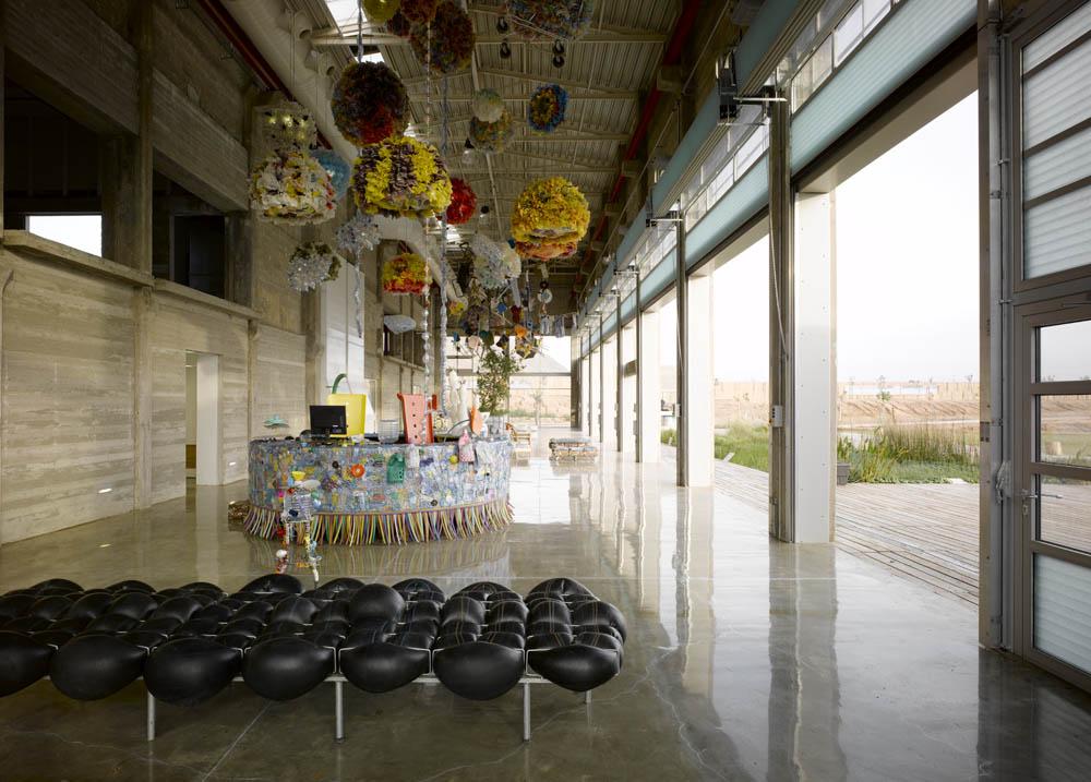 המרכז לחינוך סביבתי, חיריה. צילום: עמית גרון