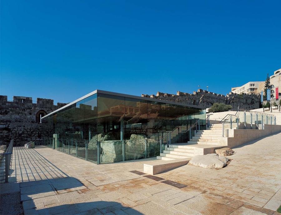 מרכז דוידסון, ירושלים. צילום: עמית גירון