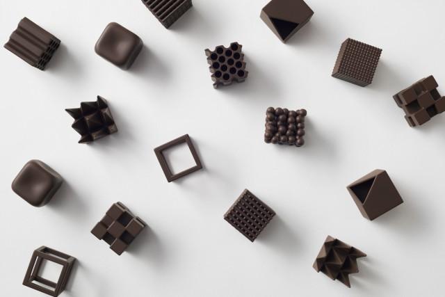 chocolatexture, סטודיו ננדו. צילום: Akihito Yoshida