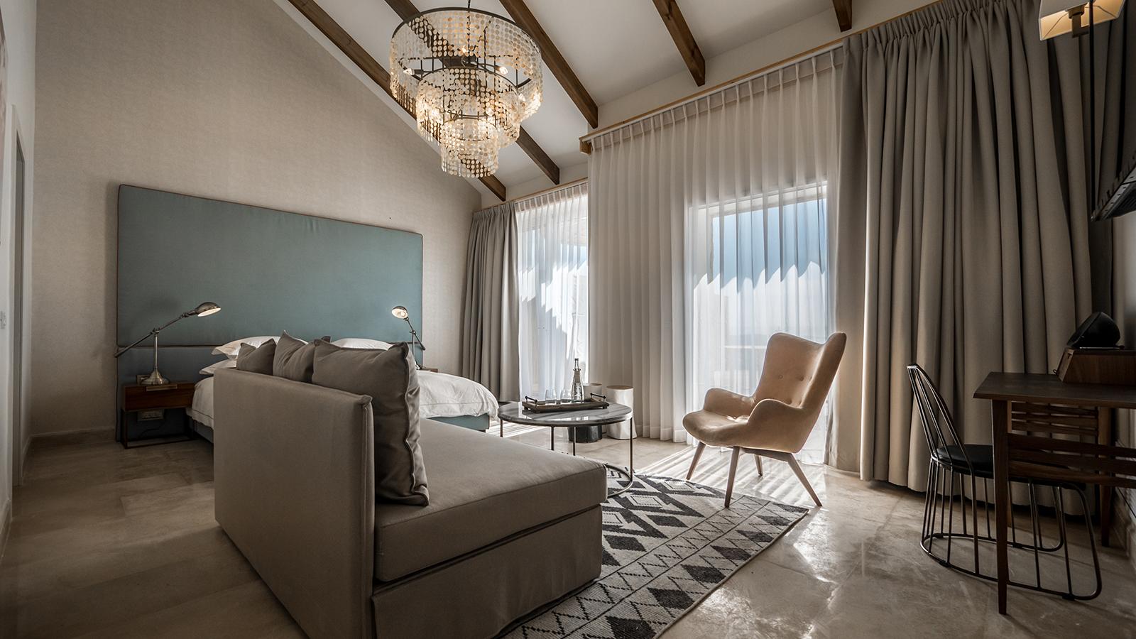 מלון גורדוניה, רן & מוריס אדריכלים. צילום: איתי סיקולסקי