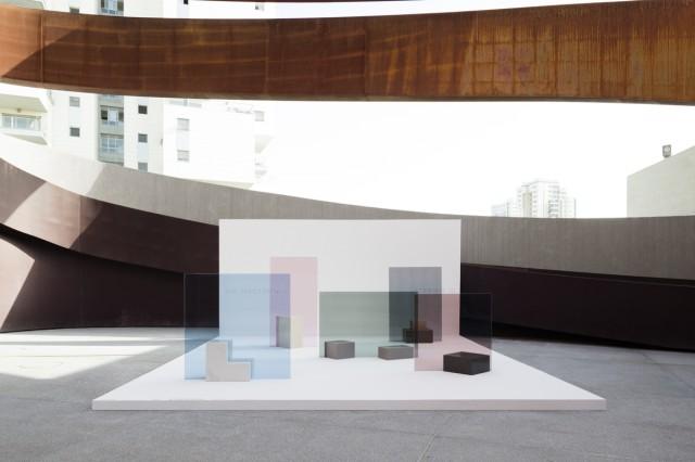 ״בצל״, מוזיאון העיצוב חולון. צילום: Takumi Ota