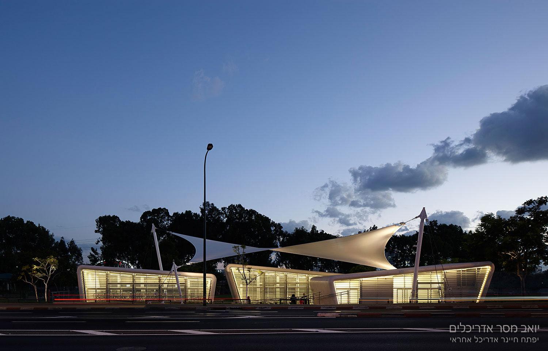בית שניאור - עמותת אתגרים. יואב מסר אדריכלים, אדריכל אחראי יפתח חיינר. צילום: עמית גרון