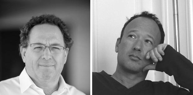 עמי שמלצמן (מימין) ואסף גוטסמן. צילום: גוטסמן שמלצמן אדריכלים