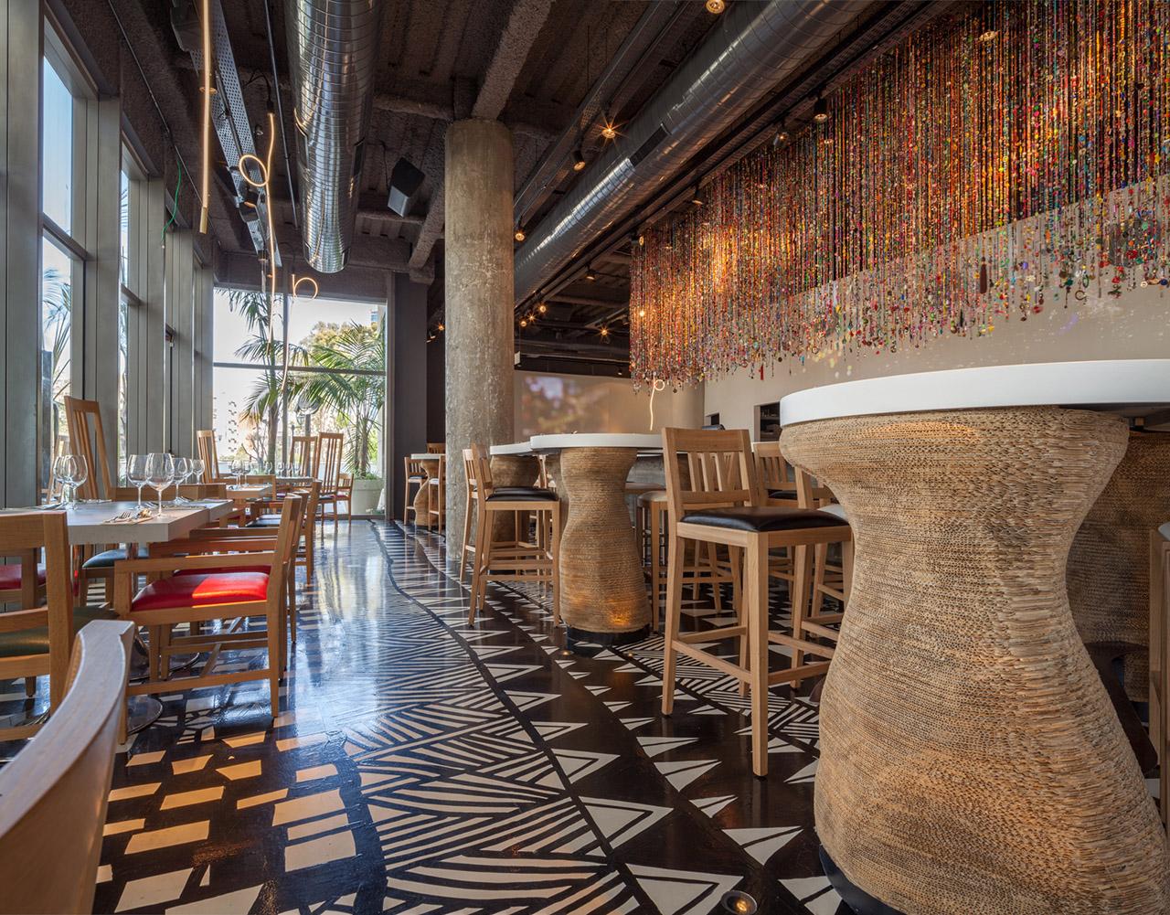 מסעדת קוואטרו, תל אביב